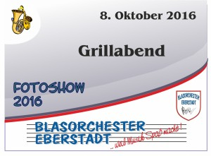 Grillabend 2016